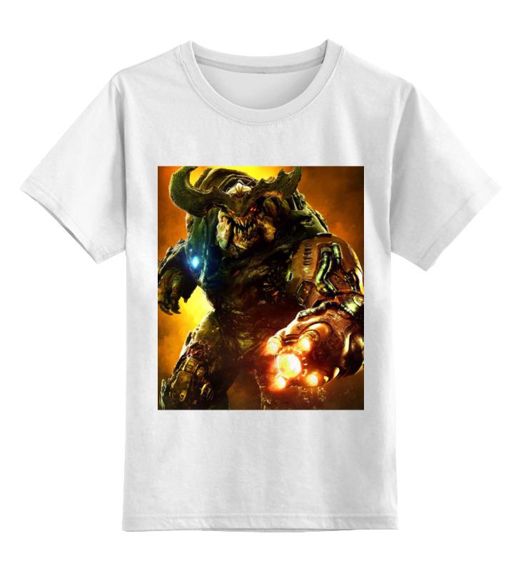 цена Printio Doom 4