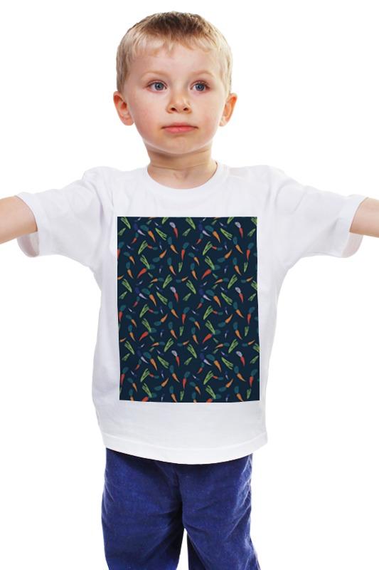 Детская футболка классическая унисекс Printio Веган детская футболка классическая унисекс printio мачете