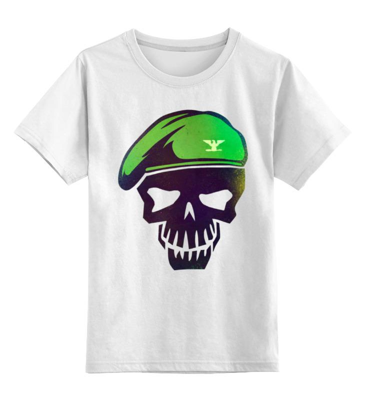 Printio Suicide squad детская футболка классическая унисекс printio deacon squad