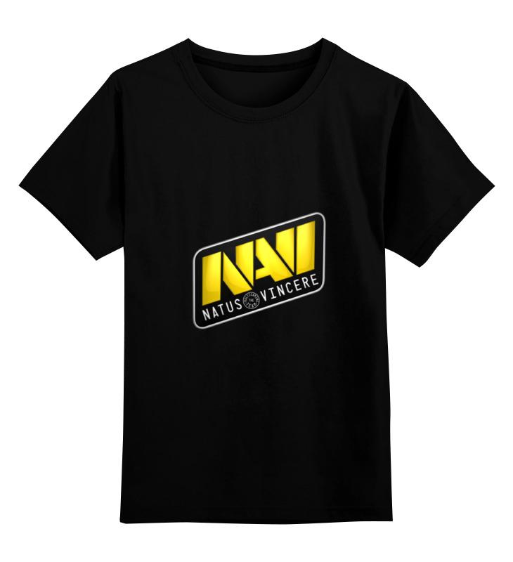 Детская футболка классическая унисекс Printio Navi dota2 детская футболка классическая унисекс printio классическая футболка dota 2