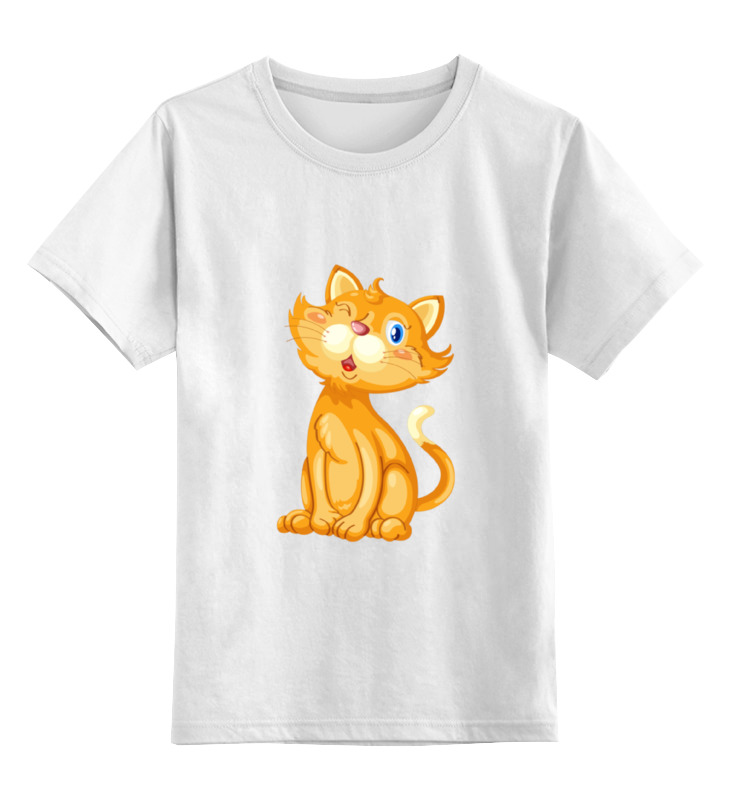 Printio Рыжий кот