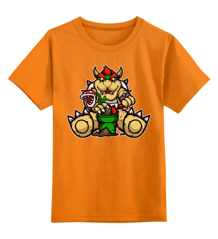 Детская футболка классическая унисекс Printio Боузер цена