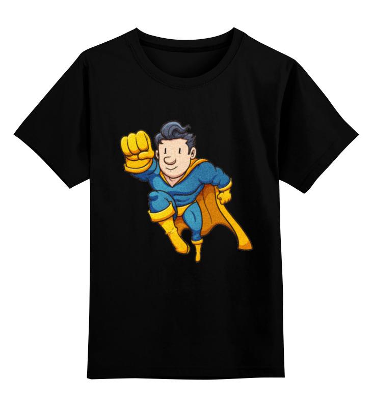 Printio Супергерой детская футболка классическая унисекс printio дождливый вечер