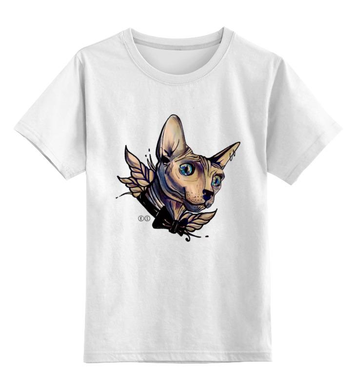Детская футболка классическая унисекс Printio Mr. cox детская кожаная обувь mr baby wa15 096 mr baby2015