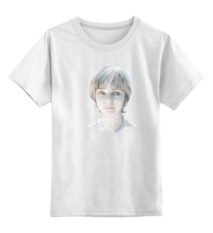 Детская футболка классическая унисекс Printio Алиса селезнева