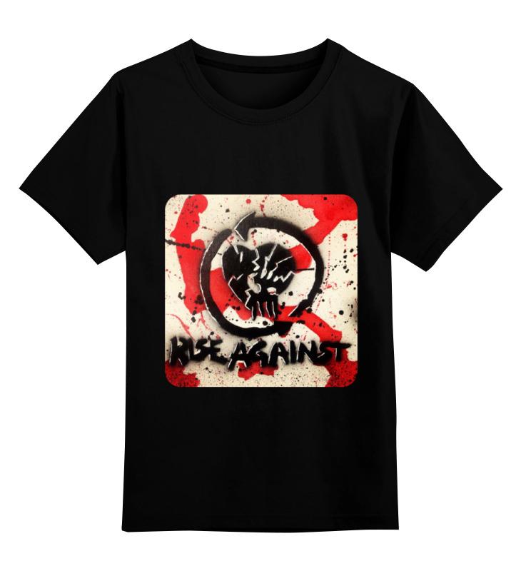 Printio Rise against - logo цена