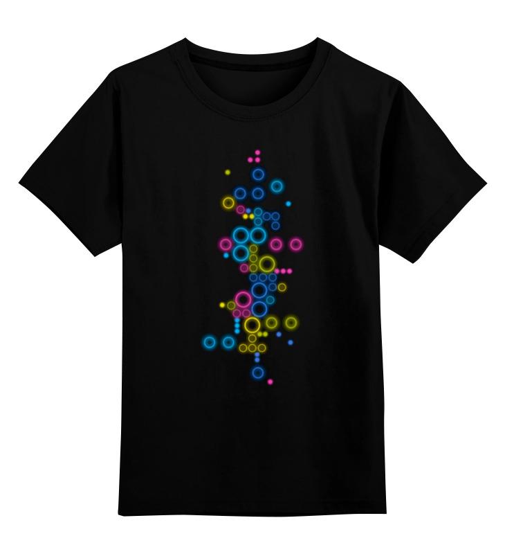 Детская футболка классическая унисекс Printio Психоделика 2 леггинсы printio психоделика 2