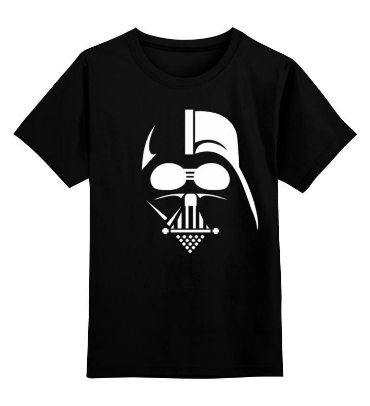 Детская футболка классическая унисекс Printio Darth vader