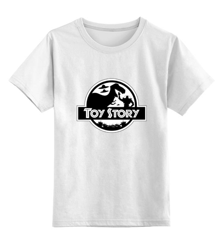 Детская футболка классическая унисекс Printio Toy story_arsb