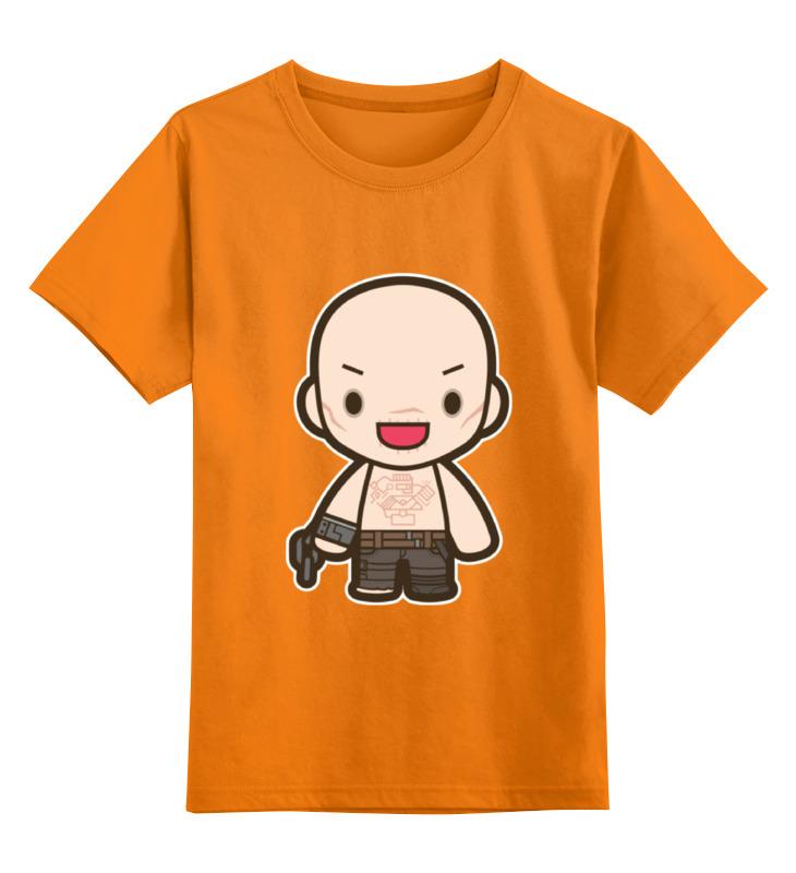 Детская футболка классическая унисекс Printio War boys (mad max) юшкевич е художн водная раскраска для мальчиков