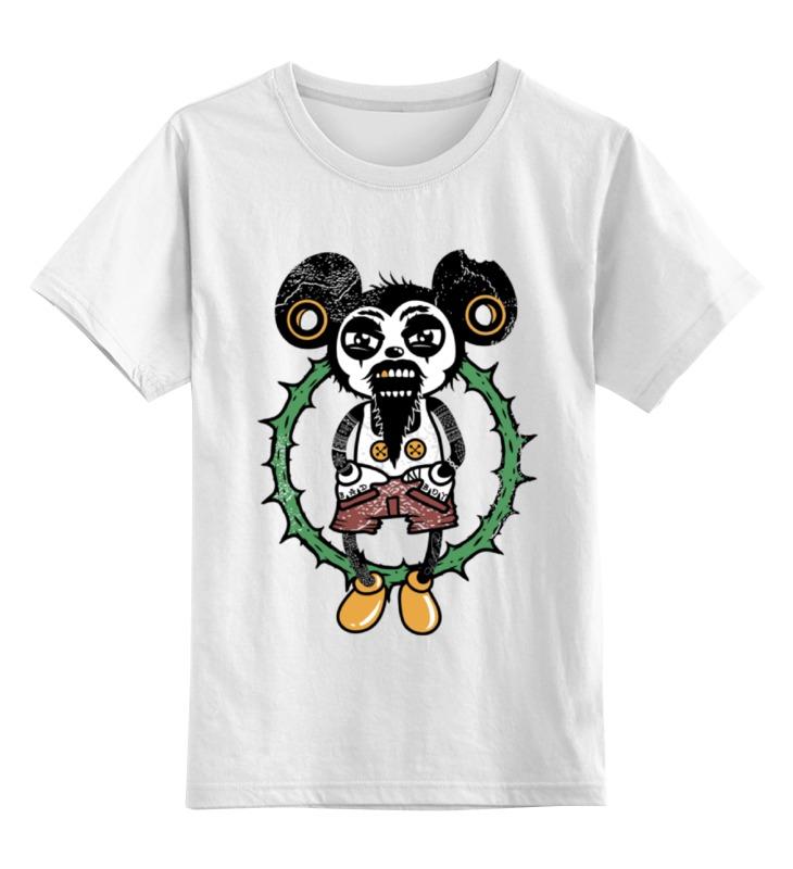 Детская футболка классическая унисекс Printio Микки маус детская футболка классическая унисекс printio мачете