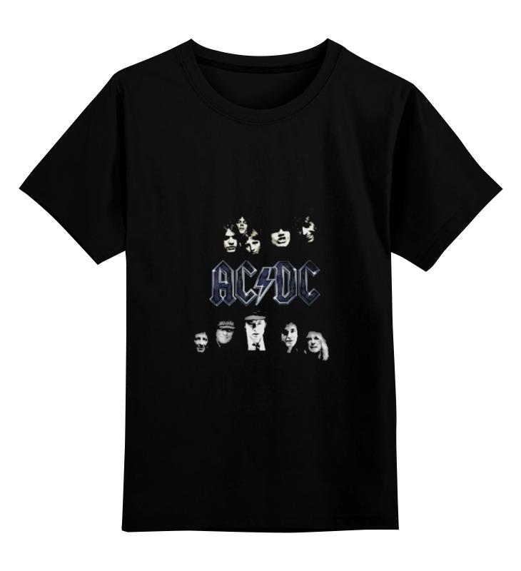 Printio Ac/dc футболка ac dc
