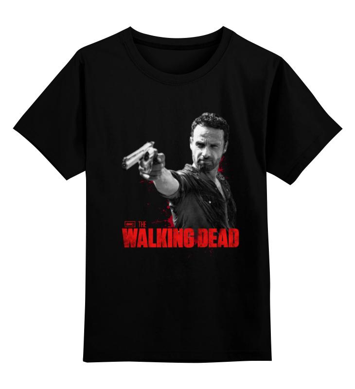 Printio Walking dead детская футболка классическая унисекс printio dead hipster