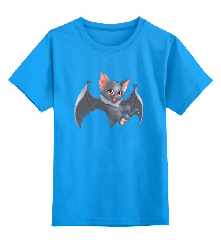 все цены на Детская футболка классическая унисекс Printio Летучая мышка