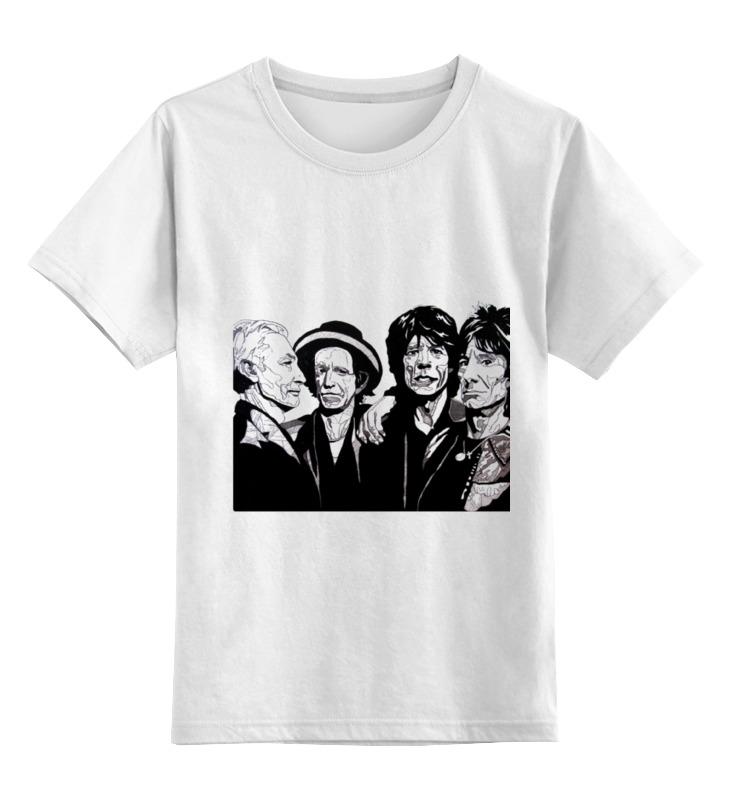 Детская футболка классическая унисекс Printio The rolling stone wear футболка классическая printio the rolling stone christmas sweater