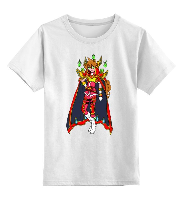 Детская футболка классическая унисекс Printio Кельтас slayers
