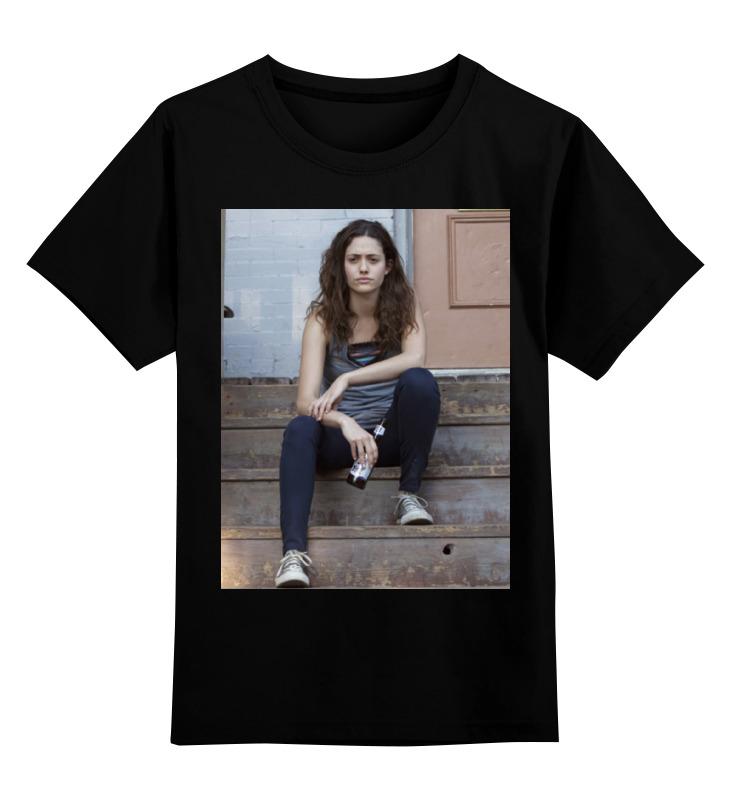 Детская футболка классическая унисекс Printio Fiona цена