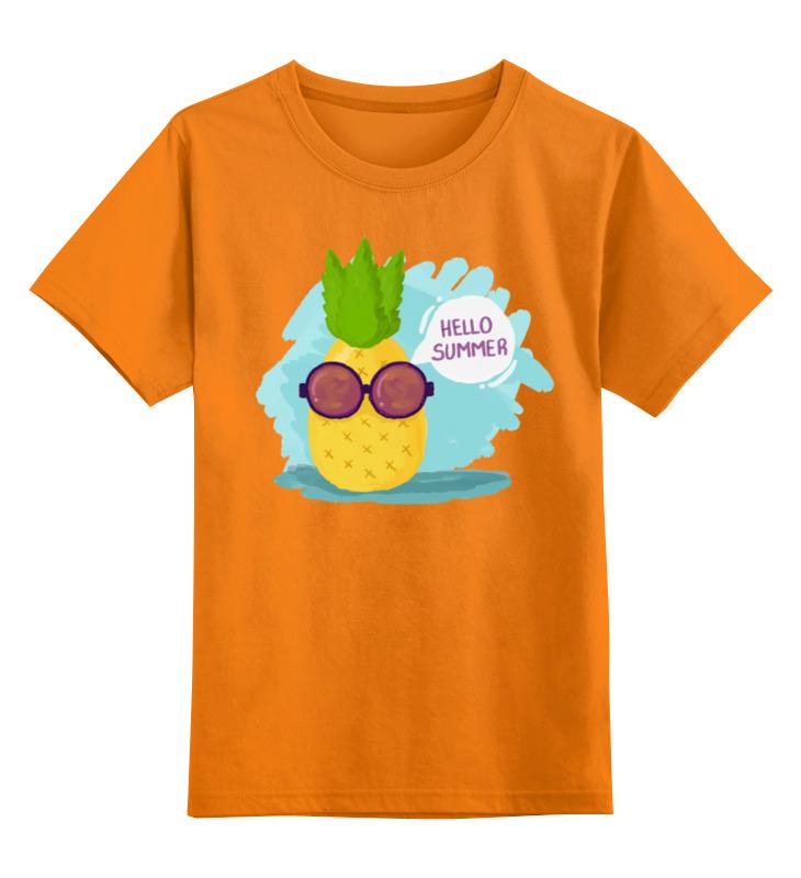 Printio Hello summer! детская футболка классическая унисекс printio love summer