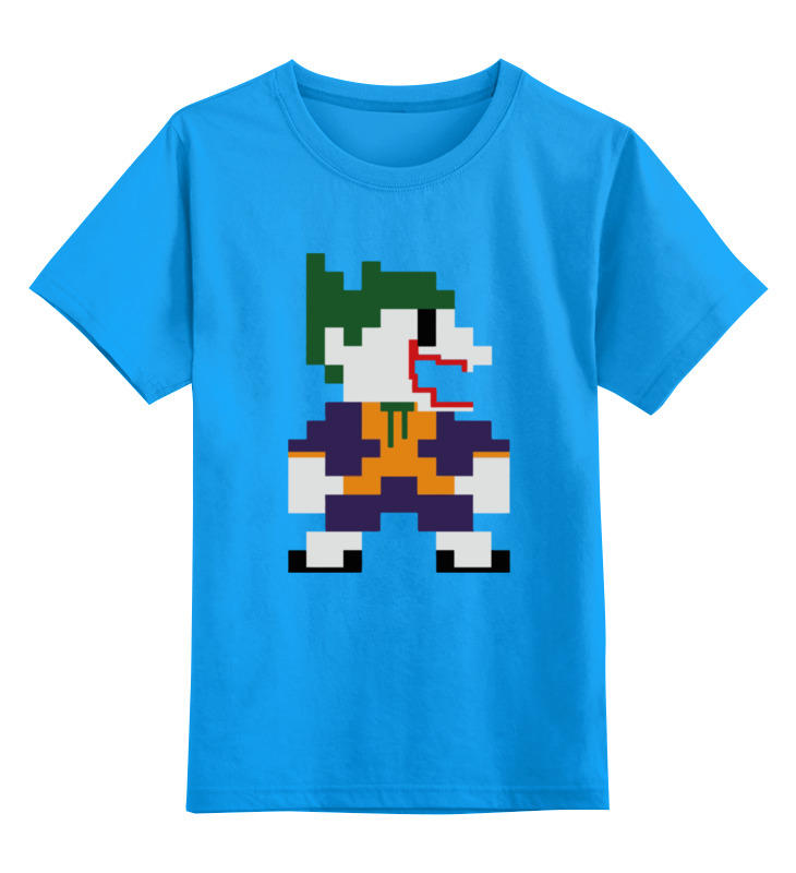Printio Джокер (8-бит) цена и фото