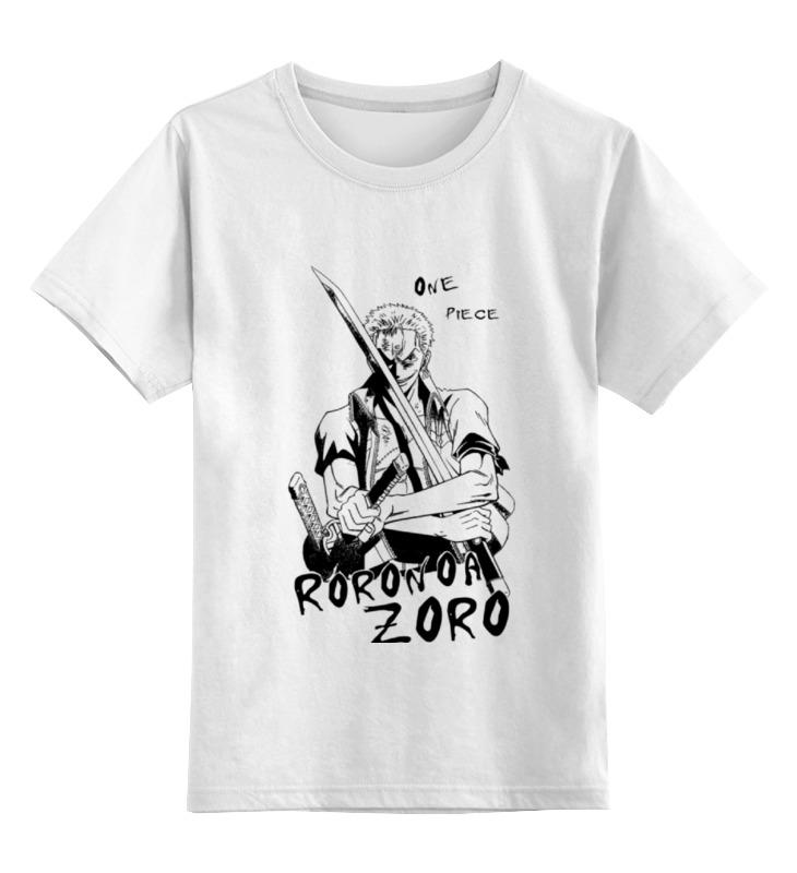 Детская футболка классическая унисекс Printio Anime