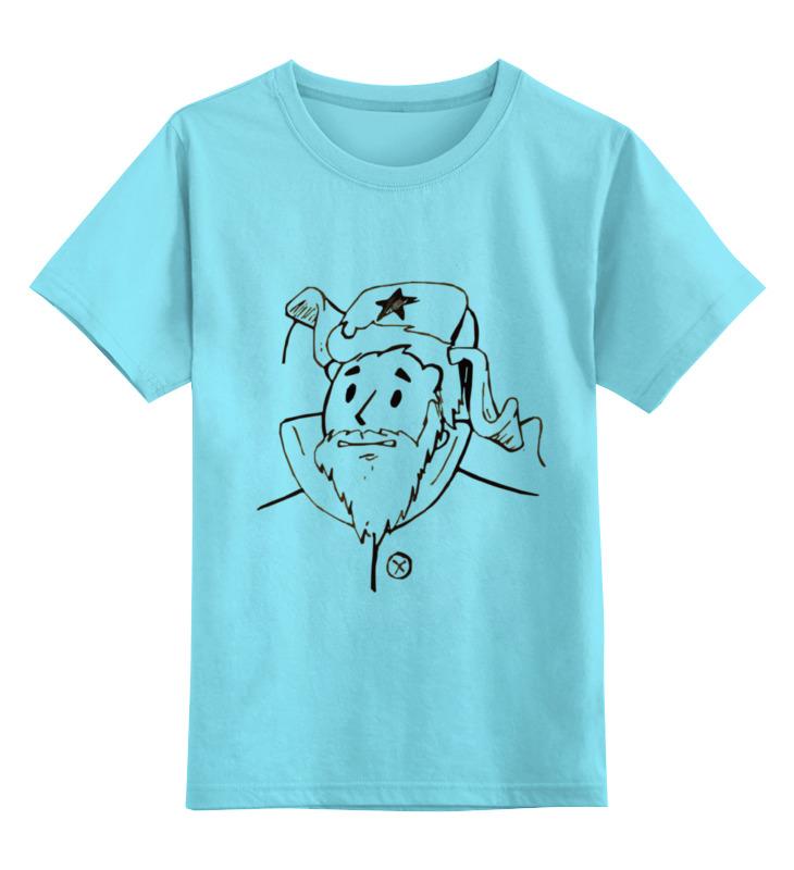 Детская футболка классическая унисекс Printio Fallout kuz'mich футболка классическая printio fallout фэллаут