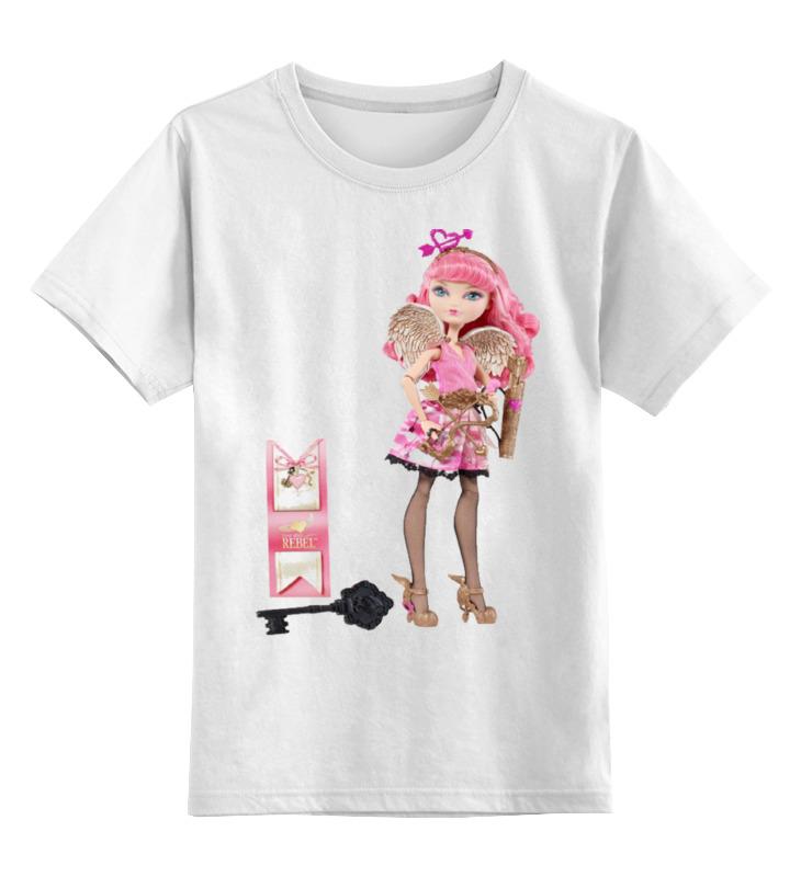 Детская футболка классическая унисекс Printio Самая любимая кукла всех девочек -барби . kurhn кукла барби