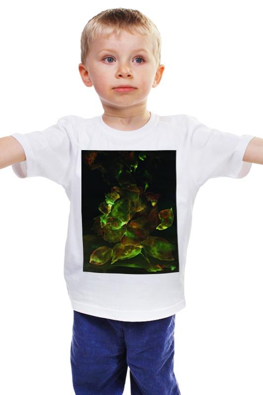 Детская футболка классическая унисекс Printio Золотая роза детская футболка классическая унисекс printio не золотая