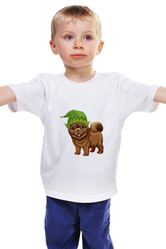 Детская футболка классическая унисекс Printio Чау - чау детская футболка классическая унисекс printio мачете