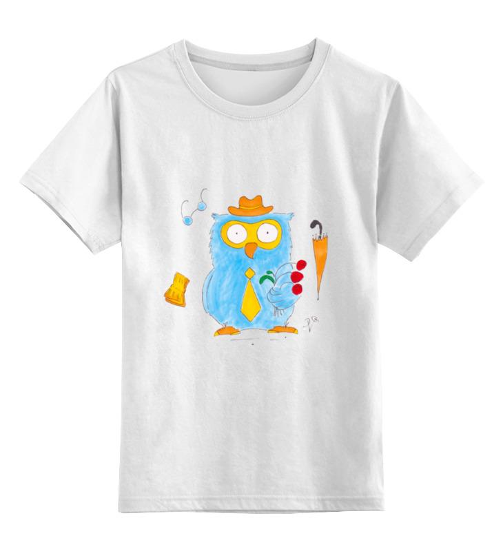 купить Детская футболка классическая унисекс Printio Настоящему джентльмену недорого