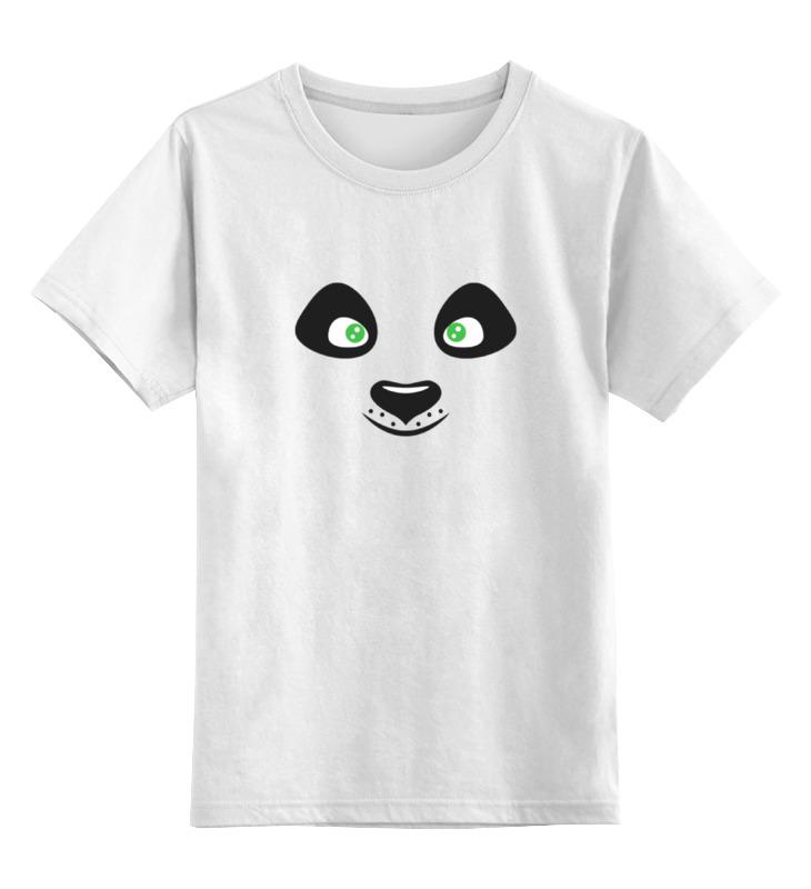 Детская футболка классическая унисекс Printio Панда детская футболка классическая унисекс printio панда бай бай