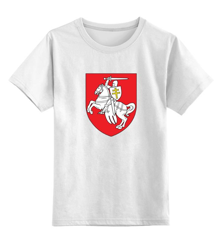Детская футболка классическая унисекс Printio Погоня кирилл шелестов погоня