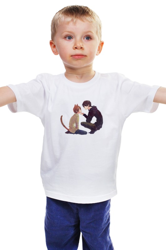 Детская футболка классическая унисекс Printio Влюблённые детская футболка классическая унисекс printio мачете