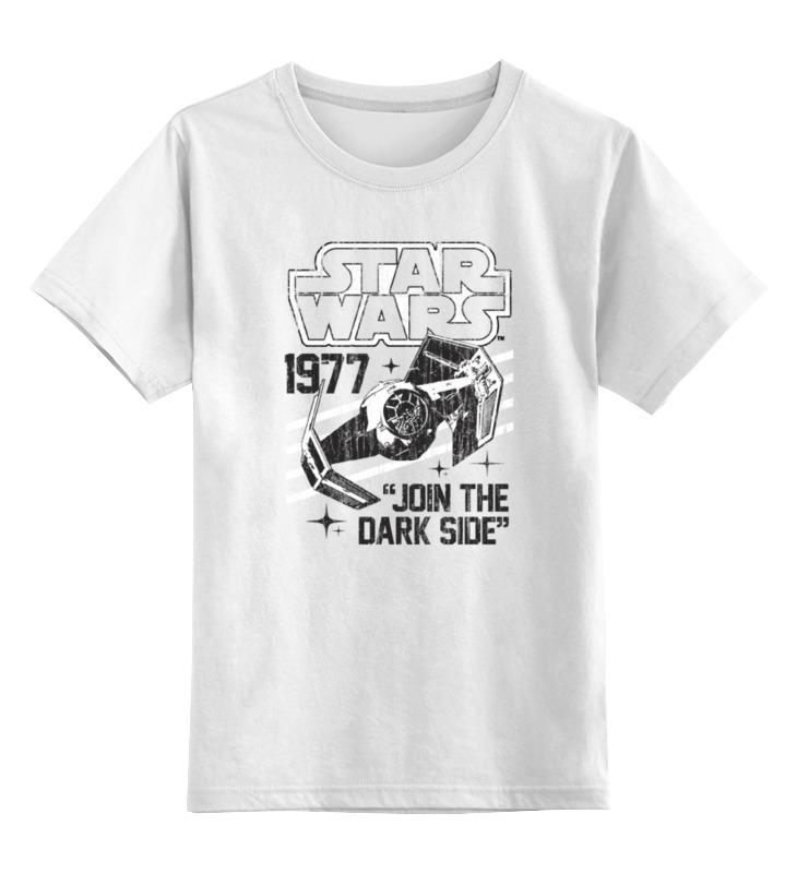 Детская футболка классическая унисекс Printio Star wars детская футболка классическая унисекс printio мачете