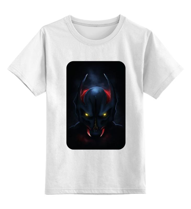 Детская футболка классическая унисекс Printio Dota 2 - night stalker детская футболка классическая унисекс printio saints row 2 blak