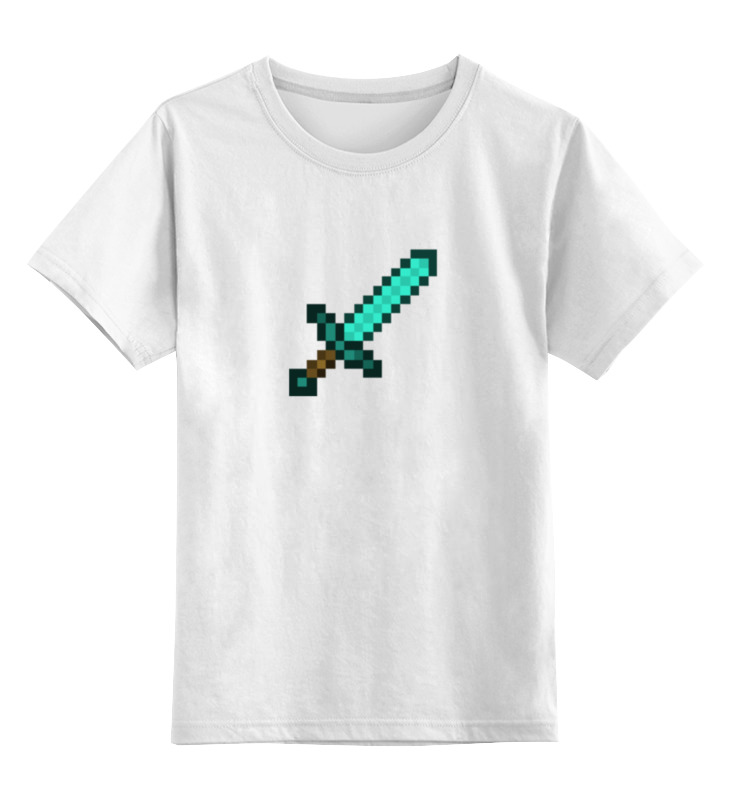 лучшая цена Printio Minecraft - меч