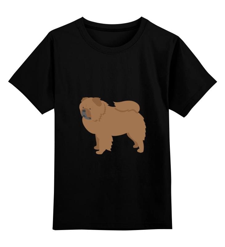 Детская футболка классическая унисекс Printio Чау - чау детская футболка классическая унисекс printio соник