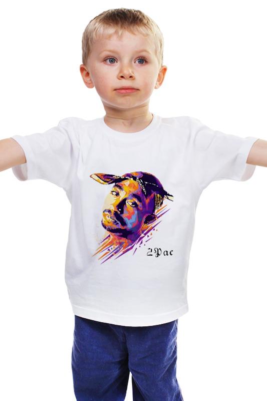 Детская футболка классическая унисекс Printio 2pac детская футболка классическая унисекс printio 62 2% в саратове