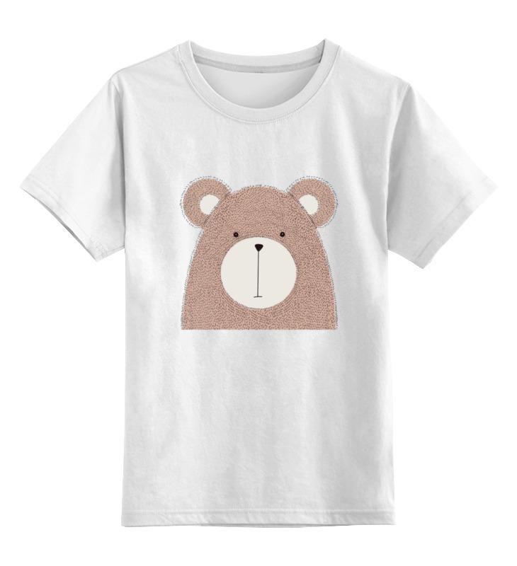 Printio Медвежонок детская футболка классическая унисекс printio медвежонок
