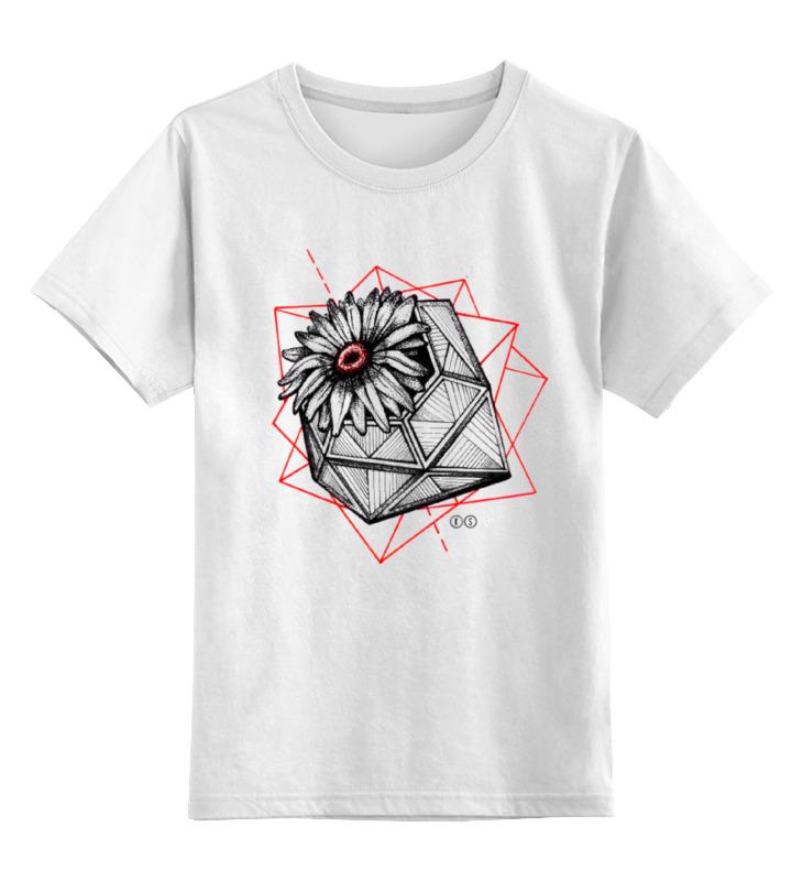 Детская футболка классическая унисекс Printio Gerber t m футболка классическая printio gerber t m