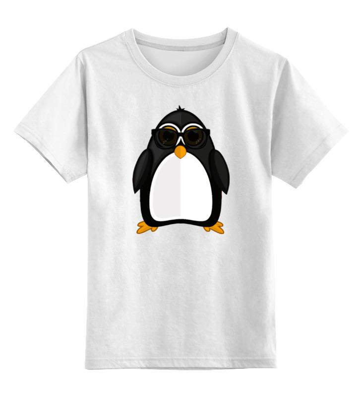 Пингвин футболка