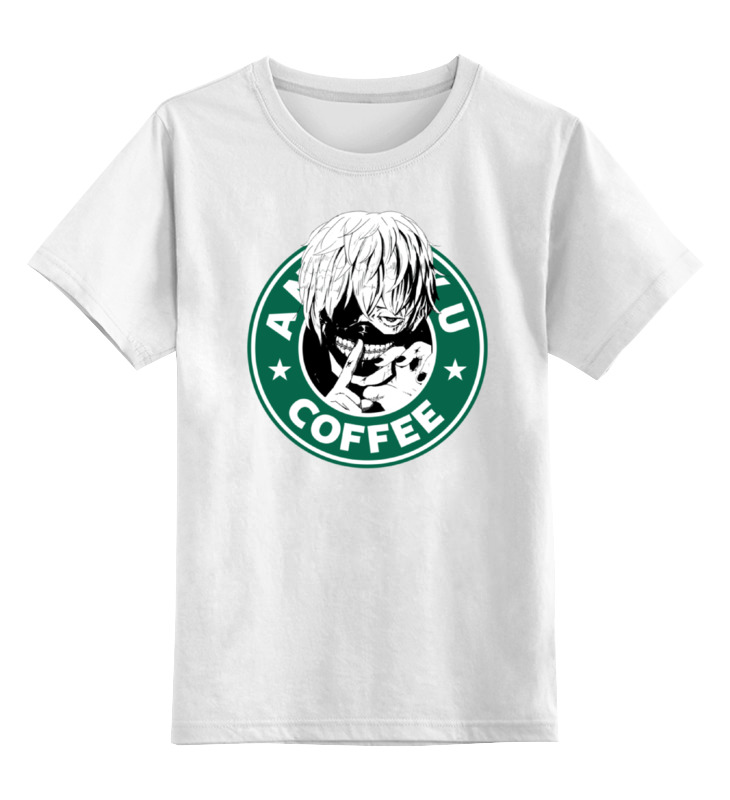 Детская футболка классическая унисекс Printio Антейку. токийский гуль роман зуев квартира и ипотека 50 хитростей покупки