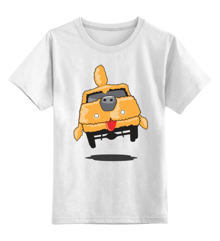 Детская футболка классическая унисекс Printio Тупой и еще тупее 2 футболка классическая printio 62 2% в саратове