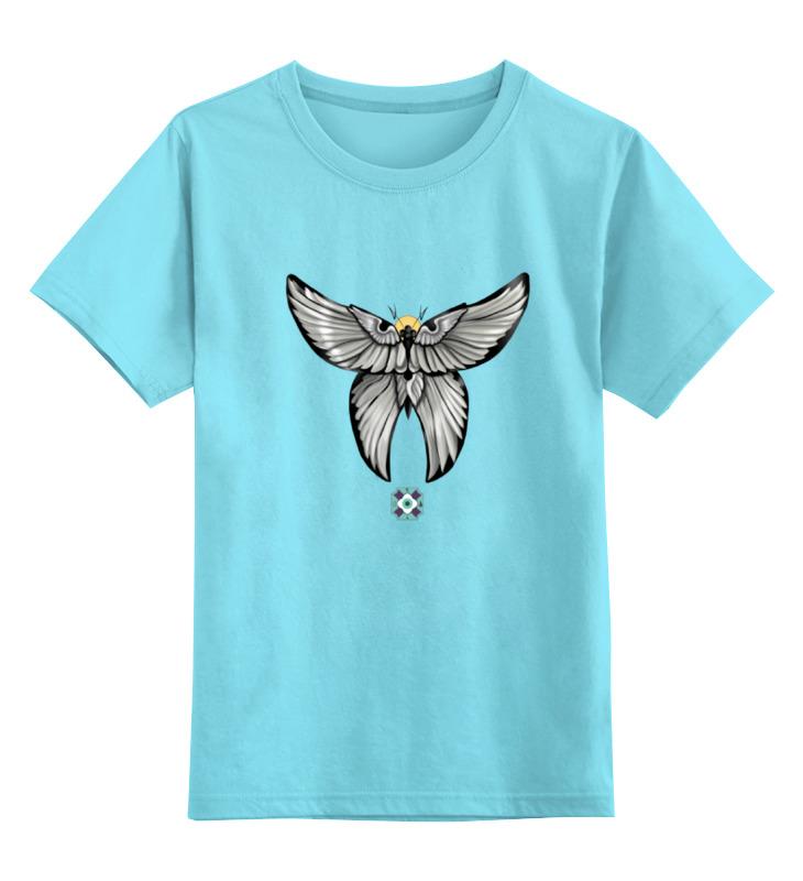 Детская футболка классическая унисекс Printio Cherub