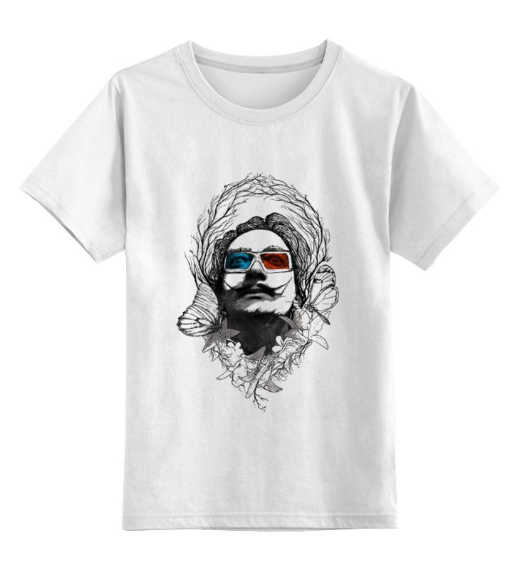Детская футболка классическая унисекс Printio Salvador dali детская футболка классическая унисекс printio сальвадор дали