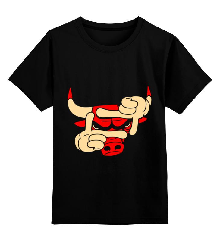 Printio Злой бык майка классическая printio злой бык