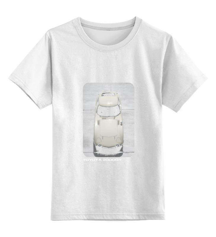 Детская футболка классическая унисекс Printio Jdm legends тойота камри в владивостоке