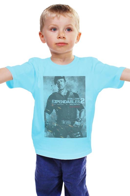 Детская футболка классическая унисекс Printio Expendables ii stallone футболка классическая printio 62 2% в саратове