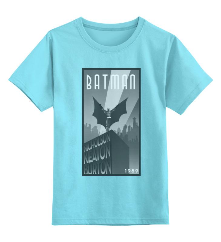 Детская футболка классическая унисекс Printio Batman детская футболка классическая унисекс printio batman beyond