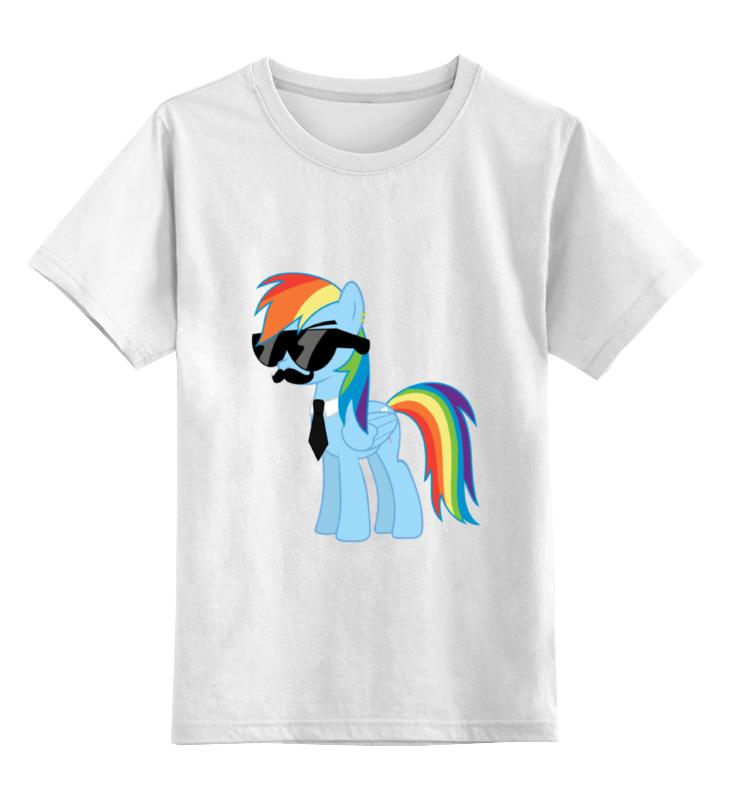 Printio My little pony - rainbow dash (радуга) цена 2017