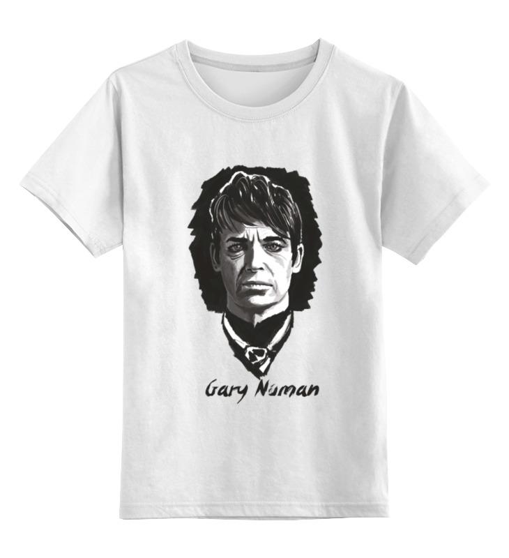 Детская футболка классическая унисекс Printio Gary numan m style кресло gary oldman